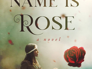COVER REVEAL - My Name is Rose