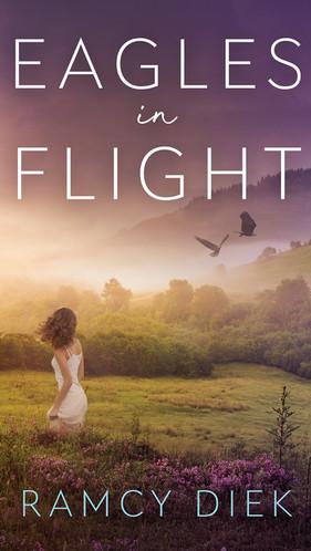 Eagles in Flight by Ramcy Diek
