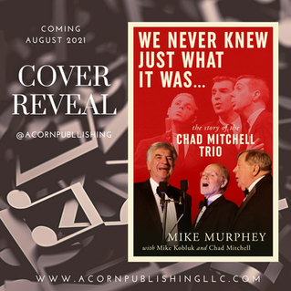 COVER REVEAL - We Never Knew Just What It Was...