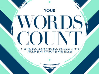 COVER REVEAL - Your Words Count by Lacey Impellizeri