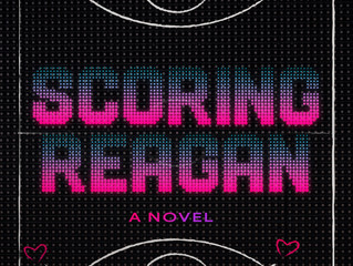 COVER REVEAL - Scoring Reagan