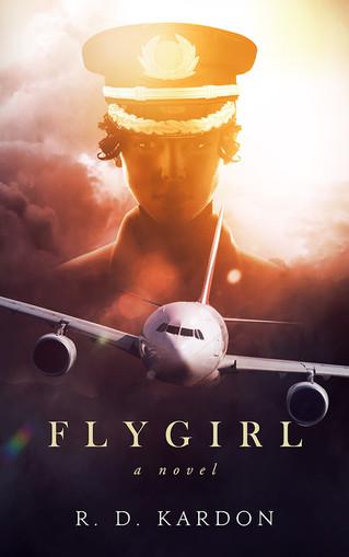 COVER REVEAL - FLYGIRL by R. D. Kardon