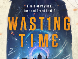 RELEASE DAY - Wasting Time