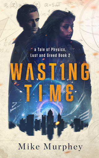 COVER REVEAL - Wasting Time