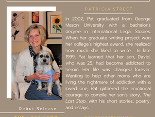 NEW AUTHOR - Patricia Street