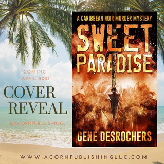 COVER REVEAL - Sweet Paradise