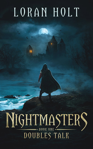COVER REVEAL - Nightmasters