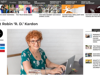 Headline - Acorn Author R.D. Kardon
