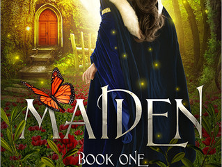 COVER REVEAL - Maiden by Teresa A. Harrison