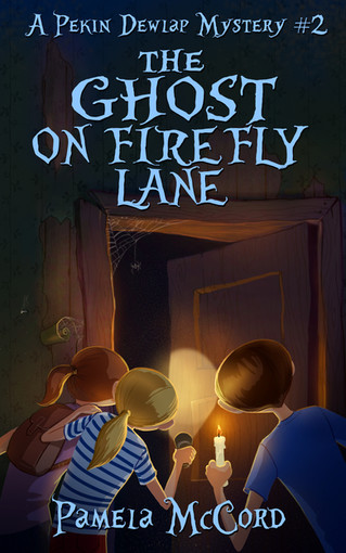NEW RELEASE - The Ghost on Firefly Lane