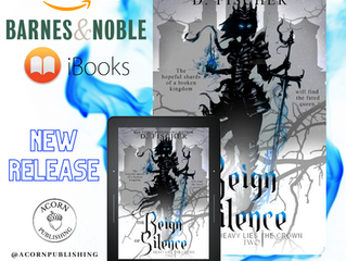 RELEASE DAY -  Reign of Silence