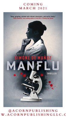 COVER REVEAL - Manflu