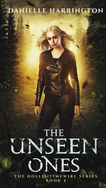 The Unseen Ones by Danielle Harrington