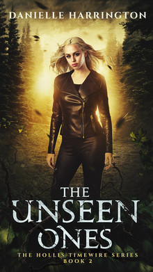 RELEASE DAY - The Unseen Ones