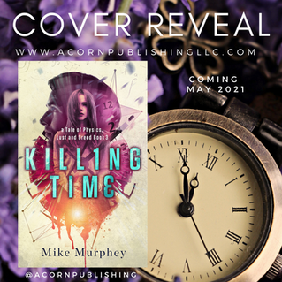 COVER REVEAL - Killing Time