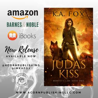 NEW RELEASE - Judas Kiss