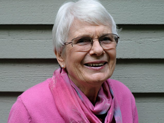 Meet Our Newest Author: Flora Burlingame!