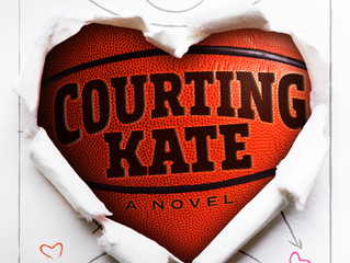 COVER REVEAL - Courting Kate by Tori Kron
