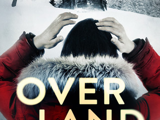 COVER REVEAL - Overland