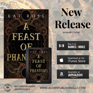NEW RELEASE - A Feast of Phantoms