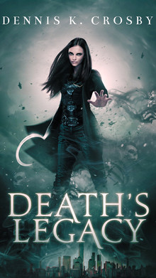 RELEASE DAY - Death's Legacy