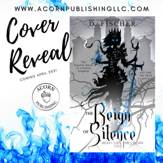 COVER REVEAL - Reign of Silence