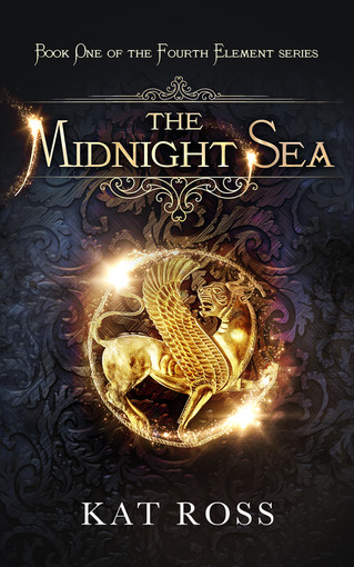 Kirkus Review of THE MIDNIGHT SEA by Kat Ross
