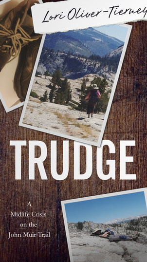 Trudge by Lori Oliver-Tierney - Published by Acorn Publishing LLC