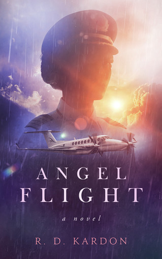 COVER REVEAL - Angel Flight