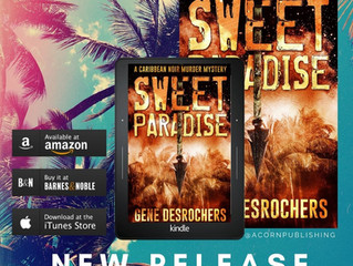RELEASE DAY -  SWEET PARADISE