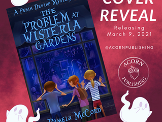 COVER REVEAL - The Problem at Wisteria Gardens