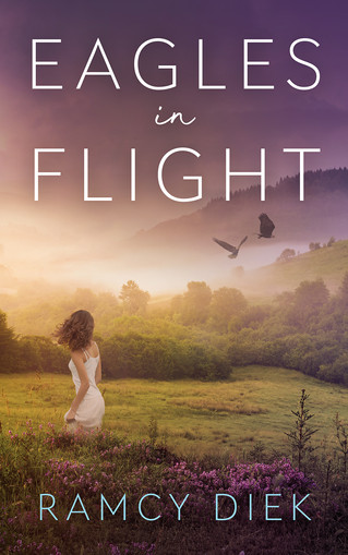 COVER REVEAL - Eagles in Flight