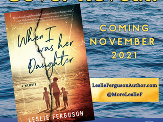COVER REVEAL—WHEN I WAS HER DAUGHTER: A MEMOIR