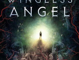 COVER REVEAL - The Wingless Angel