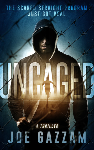 Our Newest Release - UNCAGED by Joe Gazzam