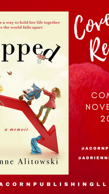 COVER REVEAL - Clipped