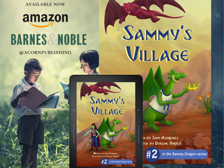 RELEASE DAY -  Sammy's Village