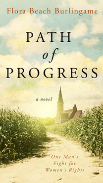 Path to Progress by Flora Beach Burlingame