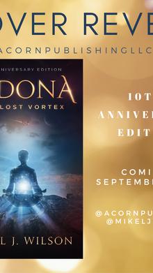 COVER REVEAL - Sedona: The Lost Vortex