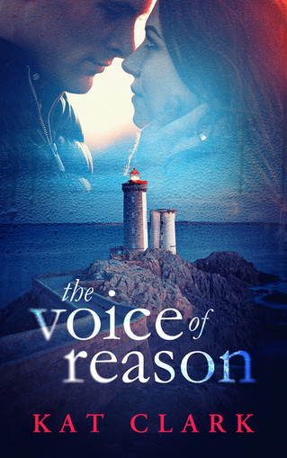 COVER REVEAL - The Voice of Reason