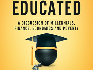 RELEASE DAY - Young, Broke and Educated