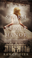 Storm at Keizer Manor by Ramcy Diek - Published by Acorn Publishing LLC