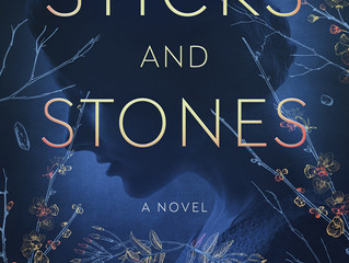 COVER REVEAL - Sticks and Stones