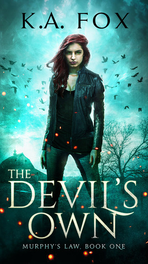 The Devil's Own by KA Fox, Published by Acorn Publishing