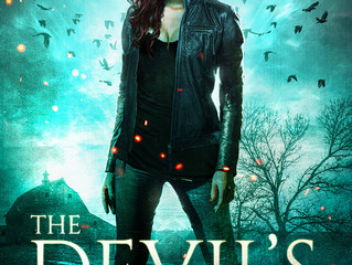 COVER REVEAL - The Devil's Own