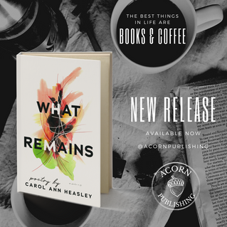 NEW RELEASE - What Remains