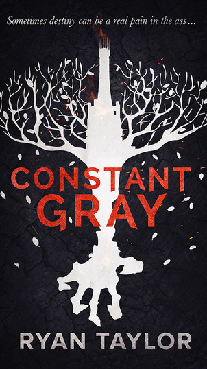 Constant Gray by Ryan Taylor - Published by Acorn Publishing LLC