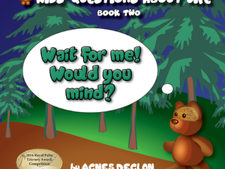 Kids Questions About Life Book #2 Release!