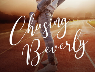 COVER REVEAL - Chasing Beverly by Ashlynn Cubbison