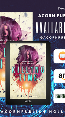 RELEASE DAY -  Killing Time